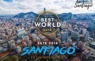 National Geographic Traveler destaca Santiago como destino imperdible 2018