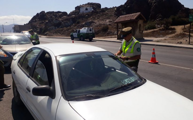 INCREMETO DE ACCIDENTES DE TRANSITO EN ATACAMA