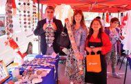 Emprendedores mostraron sus productos en Expo FOSIS de Tierra Amarilla
