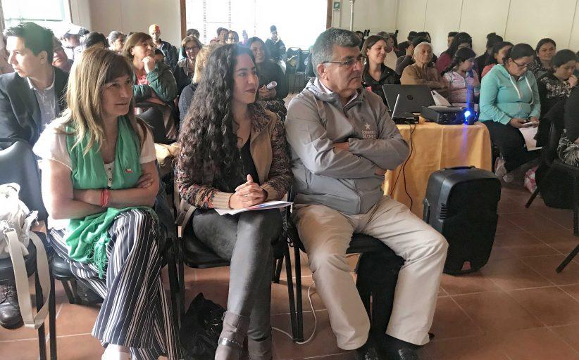 Con alegría finaliza programa que une a adultos mayores y a escolares de familias vulnerables