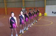 Niñas de El Salado y Chañaral se lucieron en gala de patinaje
