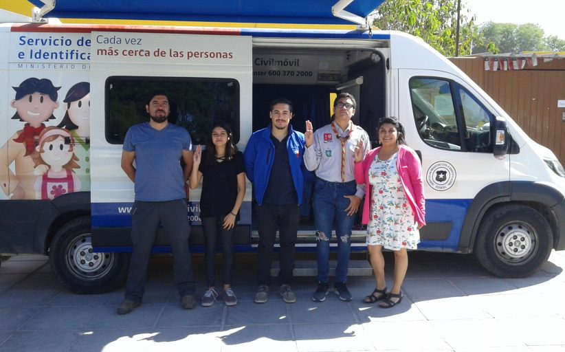 Civilmóvil realiza operativo para Guías y Scouts de Atacama