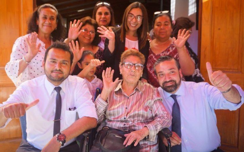 Con alegría y satisfacción decenas de dirigentes sociales de Tierra Amarilla se capacitaron con la Seremi de Gobierno