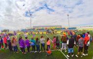 Más de 400 personas de la región de Atacama participaron en la gran final regional Fútbol Más 2018